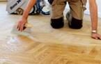 Gap filling & Finishing services provided by trained experts in Floor Sanding Chelmsford